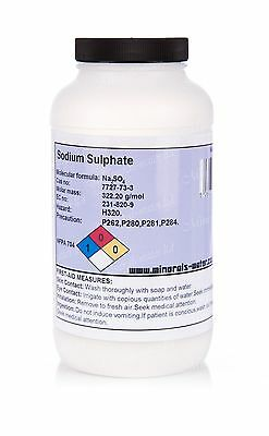 500g Sodium Sulphate anhydrous•Sodium sulfate•top grade•