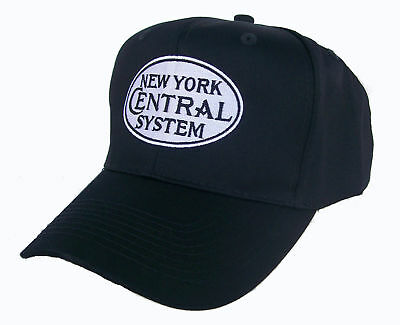 New York Central System Embroidered Cap Hat #40-0028