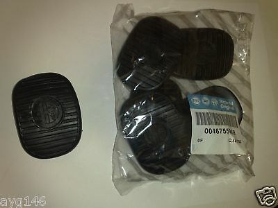 Alfa Romeo 147 & Gt Brake Clutch Pedal Rubber (Genuine) Qty 1