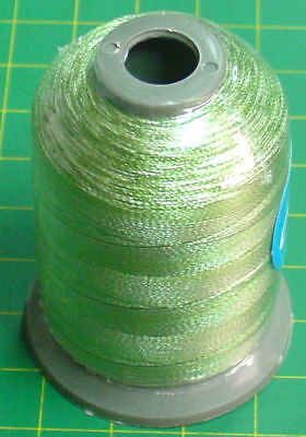 Variegated Machine Embroidery Thread 1,000 Mtr No 9742