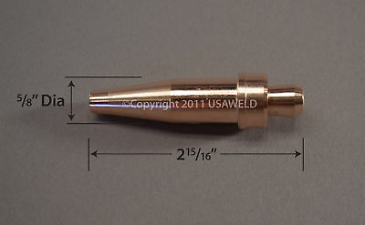 3-1-101 Victor Type Oxy Acetylene Cutting Tip Size 3