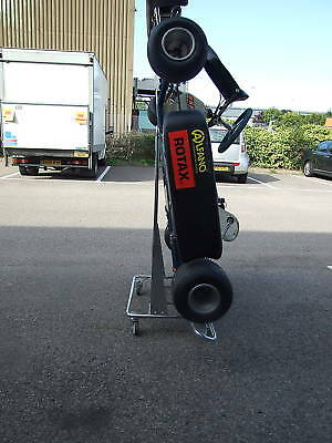 New Kart Vertical Display Stand / Upright / Tkm Rotax / Nextkarting Kart Shop