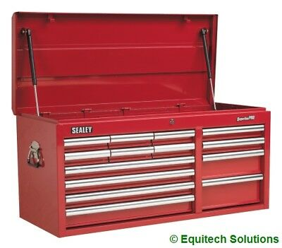 Sealey AP41149 Topchest Tool Box Top Chest Ball Bearing Runners + Non Slip Liner
