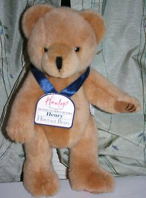Hamleys Heritage Bears Collection Jointed Teddy HENRY