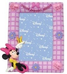 Disney Minnie Mouse Pink Picture Photo Frame
