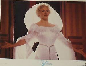 MEETING VENUS - 11x14 US Lobby Cards Set - Glenn Close