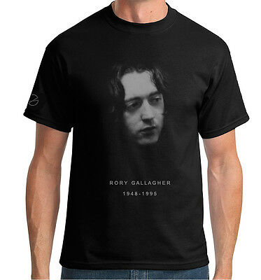 Rory Gallagher Cool tribute Tshirt by VKG