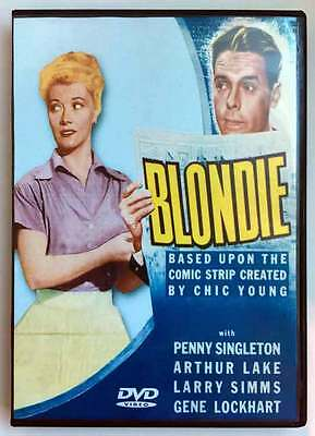 BLONDIE AND DAGWOOD COMPLETE 28 MOVIE DVD SET & NEW