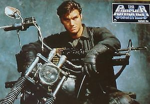 THE PUNISHER - Lobby Cards Set - Dolph Lundgren