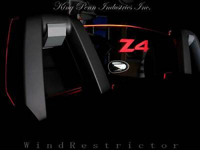 Convertible Windscreen for BMW Z4 E85 reduce turbulence and noise