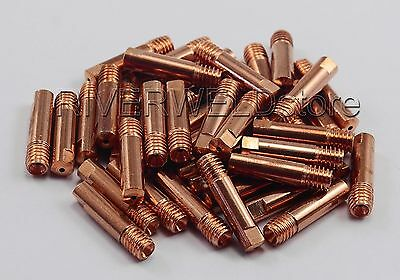 MB15 MIG Welding of 0.9x25mm Contact Tip 50 pcs