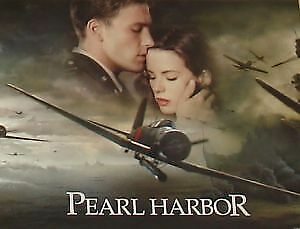 PEARL HARBOR - US 11x14 Lobby Cards Set - WW II 2 - Kate Beckinsale Ben Affleck