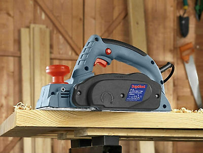 710 W Power Planer with extra blade and belt