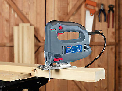 600 W Variable Speed Jigsaw with Accessories