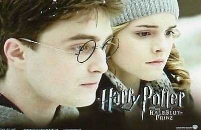 HARRY POTTER and the HALF BLOOD PRINCE - Lobby Cards Set - Daniel Radcliffe