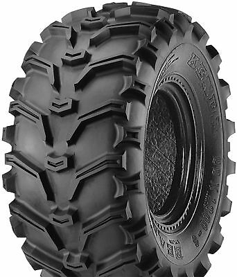 25x12-10 KENDA BEAR CLAW 6 PLY RATED ATV TIRE SET OF 2 TIRES 25x12.5-10 PAIR