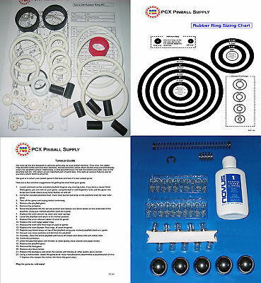 1993 Gottlieb/Premier Tee'd Off Pinball Tune-up Kit