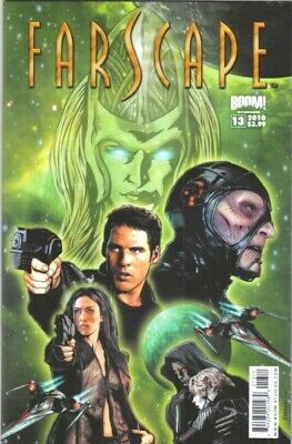 Farscape Comic Book Book #13, Boom! 2010 NEAR MINT