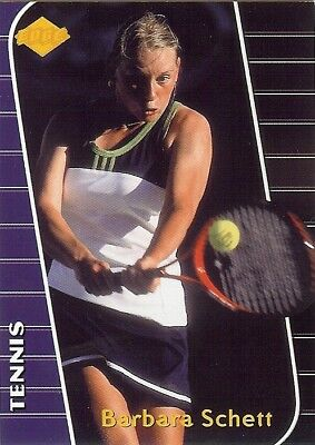 (138) BARBARA SCHETT 2000 EDGE NON-GLOSSY Tennis LOT