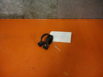 PEUGEOT XP6 S 50 2005 FORK CABLE CLAMPS x 2