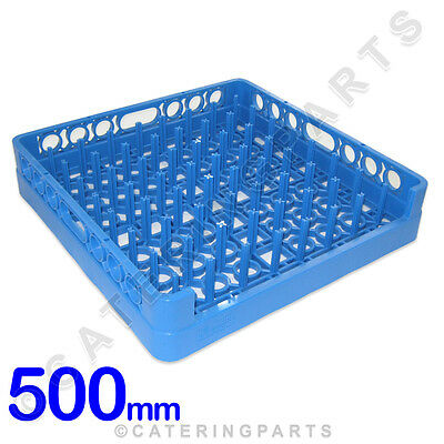 500 X 500 One Open Ended Dish-Washer Rack For Over-Sized Serving Trays 500Mm