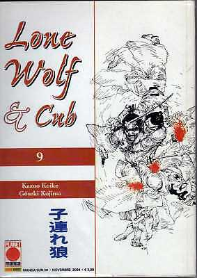 Lone Wolf & Cub N. 9 - Cover Di Frank Miller - Nuovo