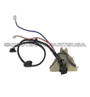 Mercedes W124 Heater Fan Blower Motor Regulator Unit 124 820 27 10 / 1248202710