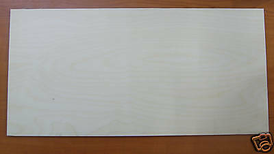 4mm Plywood Sheets Birch first class solid hardwood panels woodworking DIN A1-A5