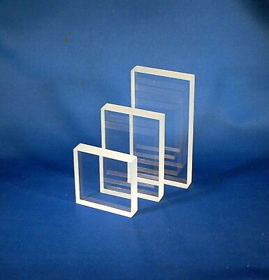 Acrylic Cling Handle Set #1 For Unmounted Rubber Stamps