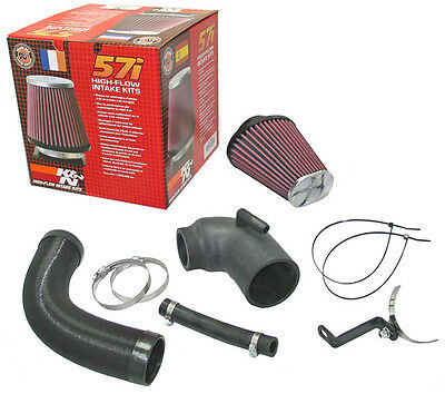 K&N 57i INDUCTION KIT FOR TOYOTA YARIS 1.0 ALL 06-09 57-0673