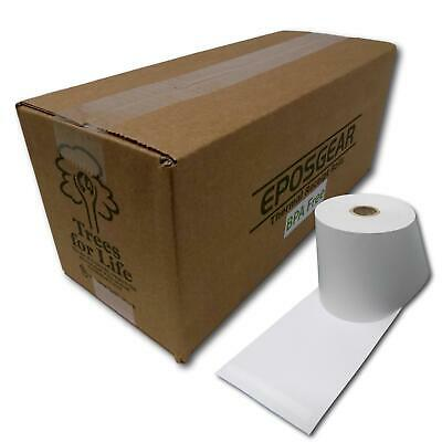 10 Casio SE-S10 / SES10 Thermal Paper Till Receipt Rolls