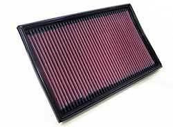 K&n Air Filter For Audi S2 & Rs2 2.2 1992-1996 33-2768