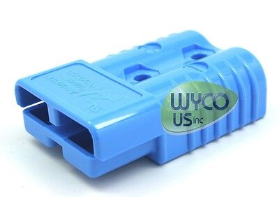 """Anderson Connector, Sb175A 600V, Big Blue 3""""x2""""x1"""", Housing Only (No Contacts)"""