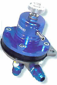 Fse Msv Adjustable Fuel Pressure Regulator -6Jic -6Jic Msv003
