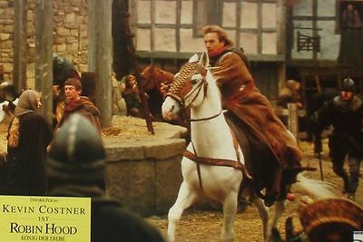 ROBIN HOOD Prince of Thieves - Lobby Cards Set - Kevin Costner, Alan Rickman
