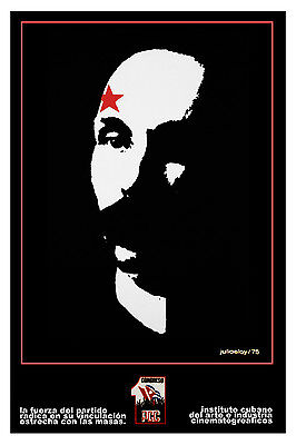 1058. Cuban History Poster.Jose Marti. Cuban Figure.Cuba.Home interior design