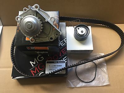 Rover K Series Timing Belt Kit 25 45 75 Mgf Tf Continental K Series Auto Tension