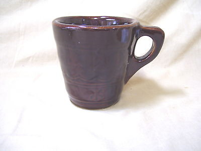 Marcrest Pottery Daisy Dot Pattern Cup