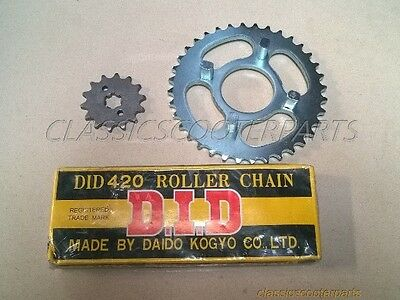 Honda sprockets sprocket drive chain SS50 CD50 CL70 H2143