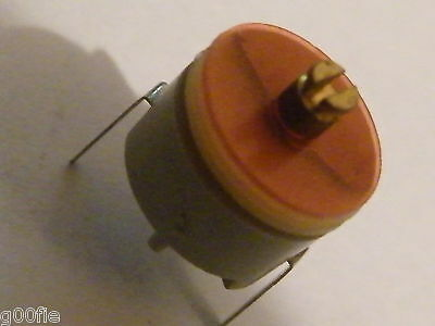 Trim Capacitor Trimmer Film 5 - 90pF Red  MTC-006        CJ29