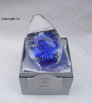 Crystal Clear Collectables Glass Paperweight Free Post