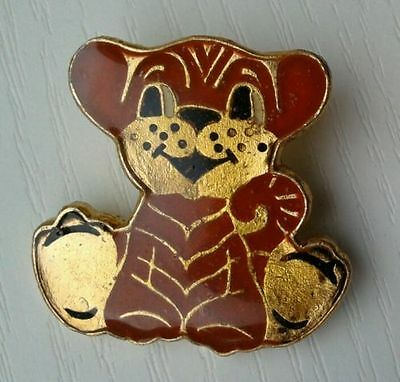 Young LION - Russian vintage children's animation pin