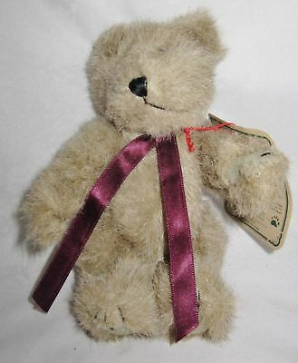 Boyds Bears Plush NEVILLE Investment, Archive NWT