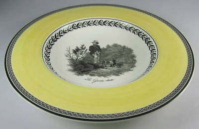 Villeroy & Boch Audun Chasse Rim Soup Bowl(s) NEW NEVER USED
