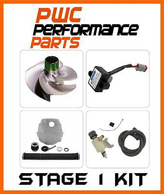 Sea Doo RXT-X RXT-260 Stage 1 Kit for 72+MPH + MORE HP
