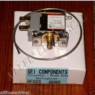 Westinghouse No Frost FridgeThermostat - Part # RF088