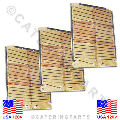 GENUINE DUALIT PARTS USA 110v / 120v 2 SLOT TWO SLICE TOASTER HEATING ELEMENTS