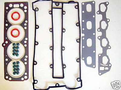 Vauxhall Red Top 2.0 Head Gasket Set + Bolts C20Xe Let