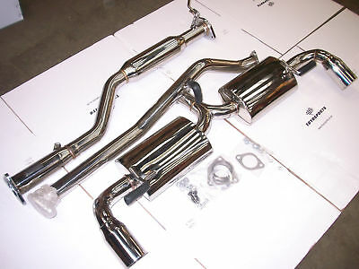 "Mazda Rx8 Complete 3"" Catback & Decat Downpipe Exhaust System B66"