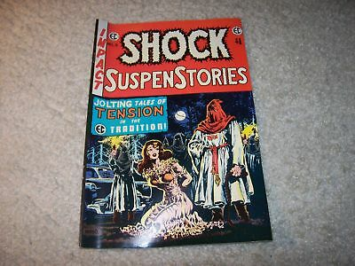 E.c. Comics 1974 Reprint Of Shock Suspenstories #6 Cool